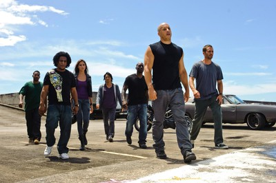 4. Fast Five. (Universal Pictures/Handout)