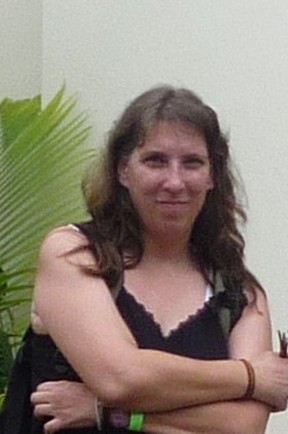 Christina Jahn, 42, (shown here) was an inmate at the Ottawa Carleton Detention Centre two years ago, serving a sentence for charges including theft and assault. She claimed she was discriminated against by guards because she had a mental illness. A court agreed and awarded her a case settlement. (Submitted photo)