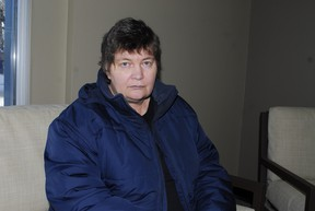 Joan McLaren (above) says a Winnipeg funeral home picked up the body of her deceased son Adam Kowalchuk without the family's permission, and then issued a bill for $130.20 after the correct funeral home retrieved her son's remains. (QMI Agency)