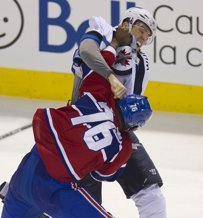 Wheeler vs. Subban