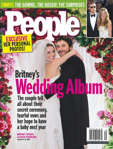 Celebrity: Britney Spears Proposed to: Kevin Federline  Outcome: The two married in 2004 and Spears filed for divorce in November 2006, two months after giving birth to their second child, Jayden James Federline.Spears is said to have proposed to her then-boyfriend of three months during a flight to New York. Federline faked out the popstar and declined the offer before proposing right back. How romantic.  (Photographer: John Solano, People magazine)