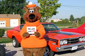 A&W is cruisin_ to end MS