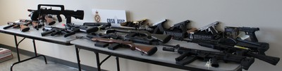 A 21-year-old Winnipeg man has been fined $8,000 for smuggling replica airsoft guns.  Zaeem Ahmed plead guilty to smuggling and possession of unlawfully imported goods on Aug. 27, 2012. (HANDOUT)