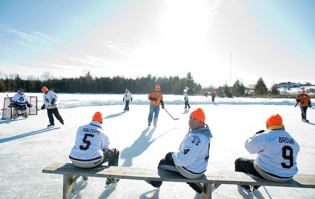 Portage Pond Hockey is looking for more volunteers and board members for their tournament in Feb. 2013 (File photo)