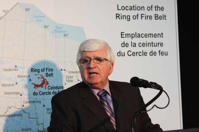 Sudbury MPP Rick Bartolucci. SUDBURY STAR FILE PHOTO