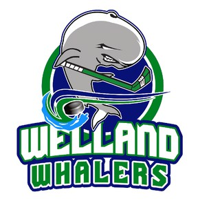 The Welland Whalers unveil its new team logo