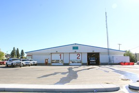 Drayton Valley/Brazeau County Fire Services
