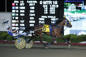 Scott Zeron and Michaels Power's Little Brown Jug win is a testament to the benefit of provincial programs, which face cuts. (SUBMITTED/PHOTO)
