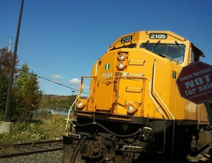 The Northlander passenger train made its last run in late September. Ontario Northland Transportation Commission workers, union representatives, elected officials and residents gathered in protest, the train was departing for the last time