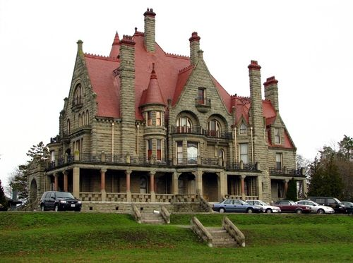 Leduc (AB) Canada  City new picture : Craigdarroch Castle, Victoria, B.C.: This Victorian era mansion was ...