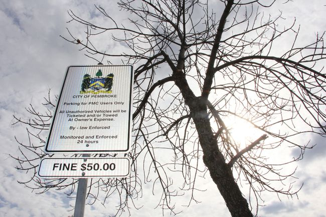 The Pembroke Parking Authority will fold at the end of 2018.
