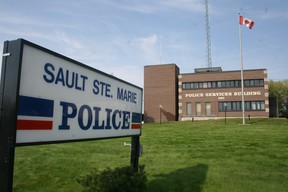 SAULT POLICE SERVICES BUILDING