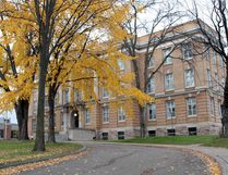 Sault Ste. Marie Courthouse.