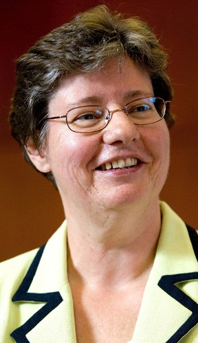Wilma de Rond is the education director of the London and District Catholic school board.
