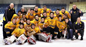 Expositor file photo  After winning the Brant County high school championship last season, the Brantford Collegiate Institute Mustangs expect to compete again this season.