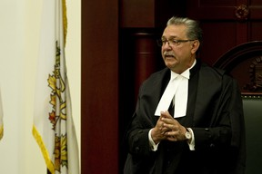 Alberta Assembly Speaker Gene Zwozdesky has sided with Premier Alison Redford in conflict-of-interest allegations. (EDMONTON SUN/File)