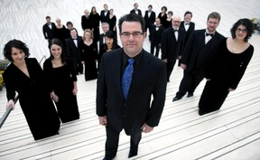 Pro Coro will be singing a collection of favourites and seasonal hits on Dec. 5. Photo Supplied