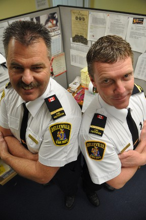 Fire prevention officers