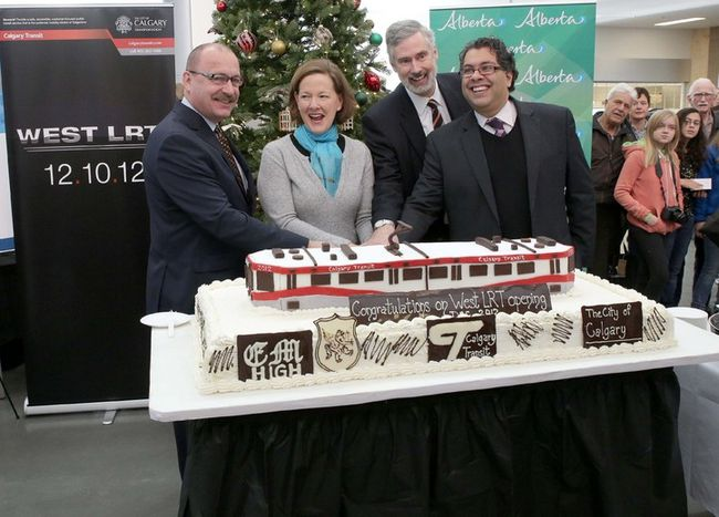 west lrt open house mciver redford pootmans nenshi