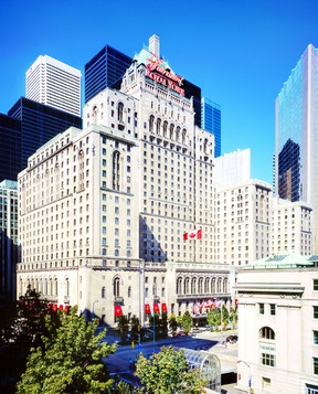 The world-famous Royal York Hotel in downtown Toronto continues to draw tourists and royalty after nearly a century in the lodging business. The hotel is a Toronto landmark and a popular destination for many Chatham-Kent residents travelling by car, train or plane to the provincial capital for meetings, dining or overnight accommodation. Millions have been spent upgrades at the hotel since its opening in the late 1920's. (Contributed photo)