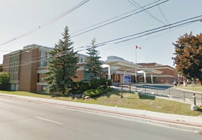 The Cornwall Community Hospital Second Street site.
