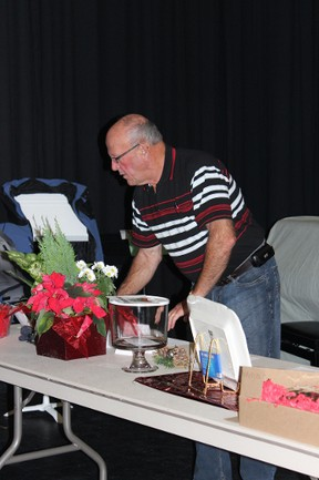 The eighth annual celebration of Christmas took place at the Kerry Vickar Centre from Thursday, December 6 to Saturday, December 8 and featured a silent auction.
