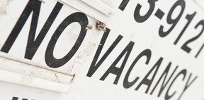 Rental rates are rising and vacancy rates declining in Grande Prairie.