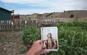 Larry Towell travelled through three western U.S. states this summer, taking photographs for his first calendar. The celebrated Lambton County resident has won a long list of awards during his career as a photographer. (SUBMITTED PHOTO)