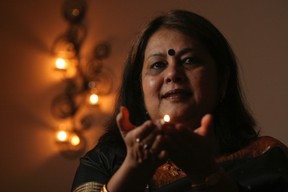Nishi Prasad, now of Sault Ste. Marie, recalls the annual Diwali festival, which in India marks the triumph of good over evil.