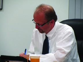 Preston Meier, chair of the board of trustees, said the Portage la Prairie School Division had a very positive year in 2012 with many projects and many Provincial initiatives on the go. (FILE PHOTO)