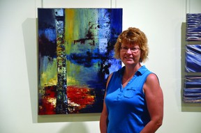 Lori Blight, acting executive director of PDAC, said this year's art exhibit will feature 49 artists and 124 pieces of artwork. (File photo)