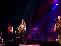 Blue Rodeo performs in Edmonton