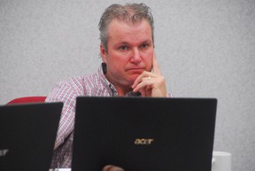 Kam Blight, reeve of the Rural Municipality of Portage la Prairie. (FILE PHOTO)