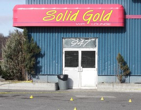 Solid Gold. (File photo)