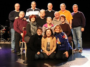 The Northern Harmony Singers were in full preparation on Saturday as they worked tirelessly to finesse the finishing touches on their Young at Heart concert. The singers take to the stage on both Saturday and Sunday next weekend at the École catholique secondaire Thériault auditorium.