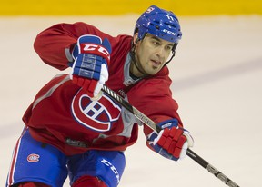 Scott Gomez has signed a one-year deal with the Sharks. (PIERRE-PAUL POULIN/QMI Agency)