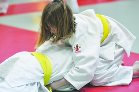 Jessica Brownell of the Portage Judo Club  (File photo)