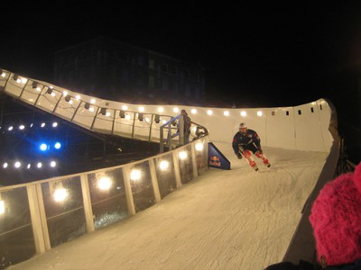 The Red Bull Crashed Ice event crashes through the streets of old Quebec City March 14-16, in time for Ontario's March Break. LORI KNOWLES/Special to QMI Agency