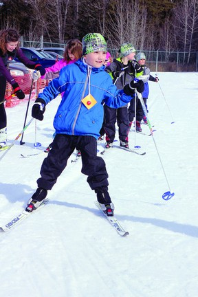 The Fort Saskatchewan Nordic Ski Club has seen an increase in membership for the 2012-2013 season, with a record 210 locals signing up. File Photo