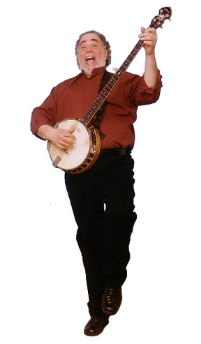 Musical comedian Roger James will bring his act to the Uptown Folk Club's Winterfest Music Festival at Expressionz Cafe this weekend.