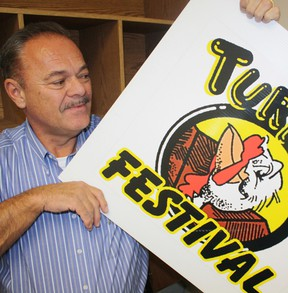 The Strathroy Lions Club may have withdrawn from Turkeyfest in 2014, but chairman Gerrit Weetering maintains the festival will continue for its 37th year and beyond.