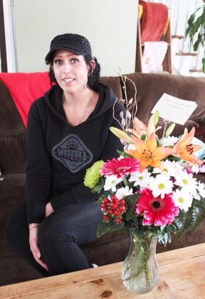 Mandy Zupko, of Seaforth, is raising money for the Saint Elizabeth Foundation after its respite program helped her care for her two-year-old daughter while she battled breast cancer and its complications.