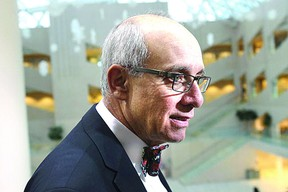Mayor Stephen Mandel said Tuesday he will not seek re-election. FILE PHOTO