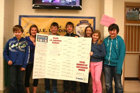 EJELS takes the title as Beaumont's 2013 FDA Uplugged School Challenge winners, with a total of 13,985 hours unplugged.