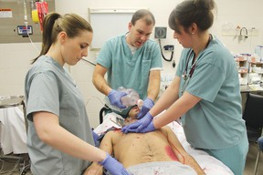 Medical students will soon be coming to Pincher Creek to learn the ins and outs of rural medicine. QMI AGENCY/FILE PHOTO