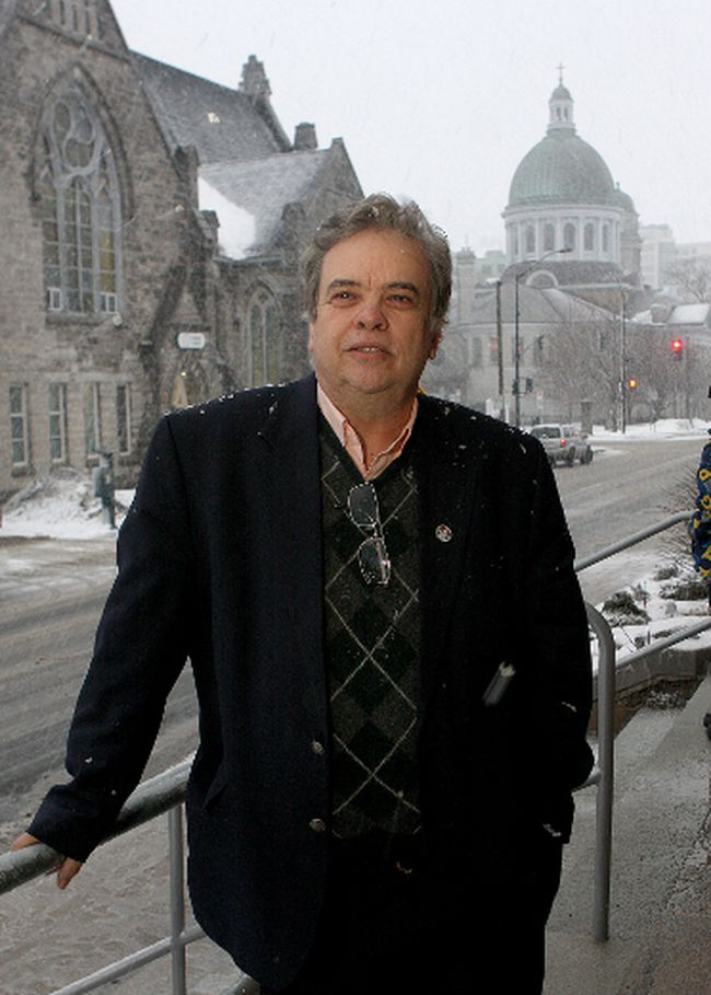 Kingston City Councillor Jim Neill.