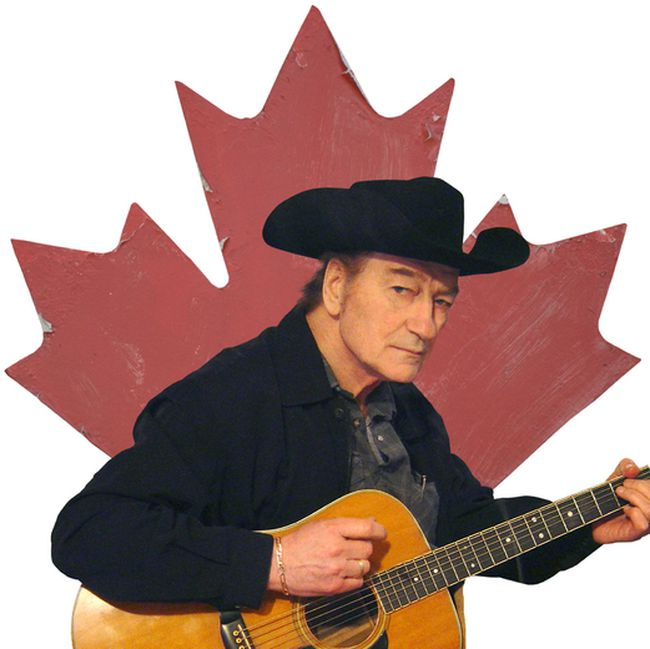 Stompin' Tom Connors. QMI AGENCY FILE PHOTO