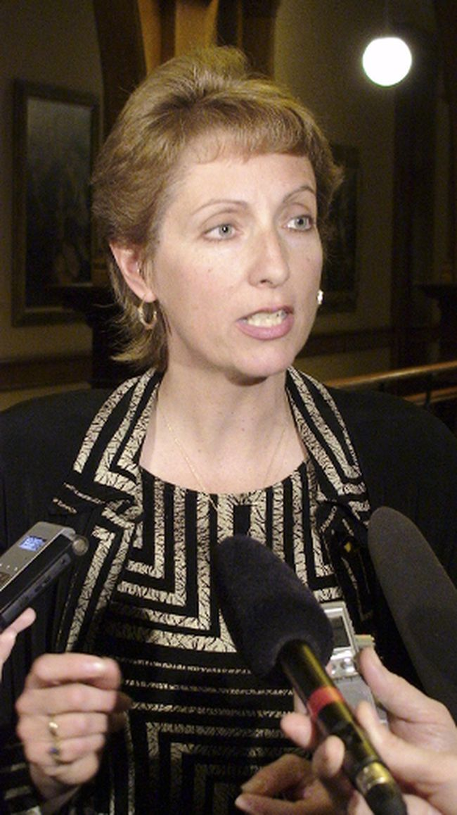 NDP health critic France Gelinas.