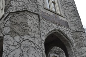 The Middlesex County Building on Ridout Street in London, Ont. March 12, 2013. CHRIS MONTANINI\LONDONER\QMI AGENCY