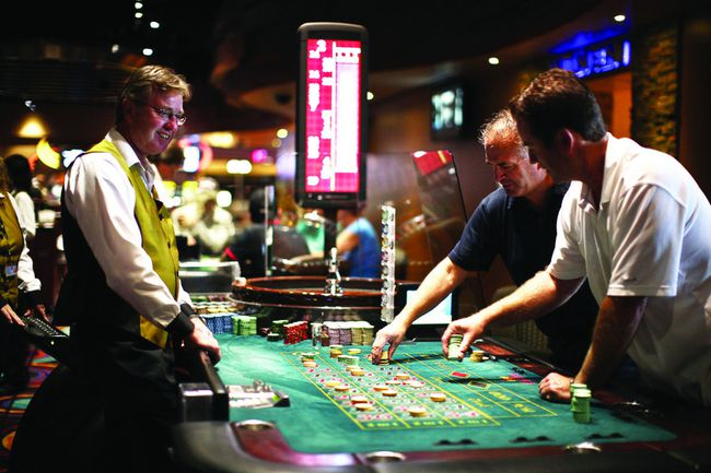 A Postmedia Network file photo shows gameplay at Casino Brantford.